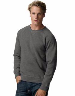 Men's lightweight fleece sweatshirt pullover and zip up jacket hoodie