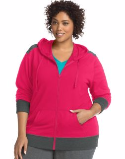 Women's active wear, women's fleece jacket, women's hoodie