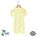 Comfortable and Cute Long Sleeve Baby Sleeper Gown