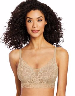 Lace Desire Wirefree bra