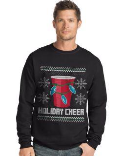 Mens Ugly Christmas Sweater.Hanes Men S Ugly Christmas Sweatshirt
