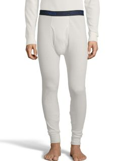 Men's thick cotton thermal pant