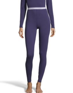 Ladies thermal base layer pant