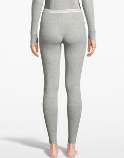 Ladies white thermal base layer pant