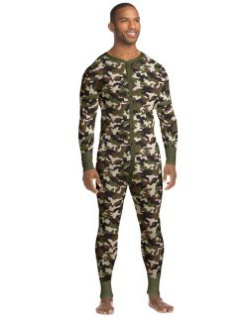 Camo army thermals