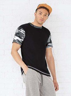 men's camo tee shirt